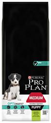 Purina Pro Plan (12 кг) Medium Puppy сanine Sensitive Digestion Lamb with Rice dry