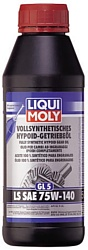 Liqui Moly Hypoid (GL5) LS SAE 75W-140 0.5л