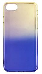 Smarterra ColorFlow для Apple iPhone 8 /7 (синий/желтый)