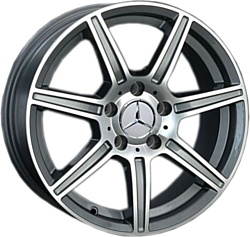 Replica Mercedes MR116 7x16/5x112 D66.6 ET37 GMF