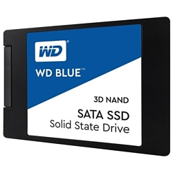 Western Digital WD BLUE 3D NAND SATA SSD 500 GB (WDS500G2B0A)
