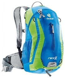 Deuter Race X 12 green/blue (ocean/kiwi)