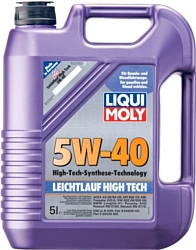 Liqui Moly Leichtlauf High Tech 5W-40 5л