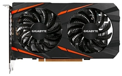 GIGABYTE Radeon RX 560 1234MHz PCI-E 3.0 4096MB 7000MHz 128 bit DVI HDMI HDCP Gaming OC (rev. 2.0)