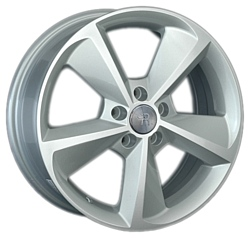 Replay SK61 7x17/5x112 D57.1 ET49 Silver