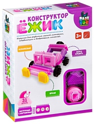 BONDIBON Ёжик ВВ2571 Машина
