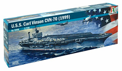 Italeri 5506 Американский авианосец U.S.S. Carl Vinson CVN-70