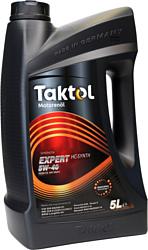 Taktol Expert HC-Synth 5W-40 5л