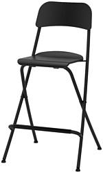 Ikea Франклин (черный/черный) 804.067.94