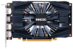 INNO3D GeForce GTX 1660 SUPER 1785MHz PCI-E 3.0 6144MB 14000MHz 192 bit HDMI 3xDisplayPort HDCP Compact