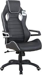 Brabix Techno Pro GM-003 (черный/серый)