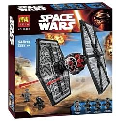 BELA Space Wars 10465 Истребитель TIE особых войск Первого Ордена