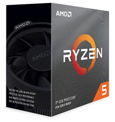 AMD Ryzen 5 3600 Matisse (AM4, L3 32768Kb)