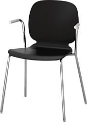 Ikea Свен-Бертиль (черный/дитмар хромированный) 592.271.53