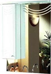 Акватон Домус Шкаф-зеркало левый (1.A001.0.02D.O01.L)