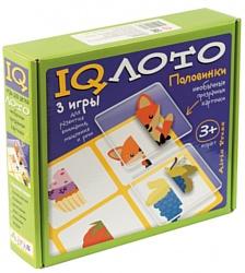 Айрис-Пресс IQ Лото. Половинки
