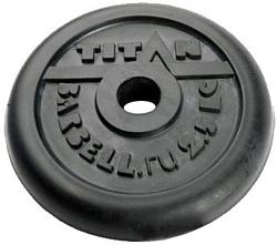 Titan Диск 26 мм 2,5 кг