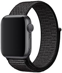 Apple Nike из плетеного нейлона 40 мм (черный) MX7Y2