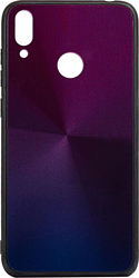 EXPERTS SHINY TPU CASE для Huawei Y7 (2019) (фиолетовый)
