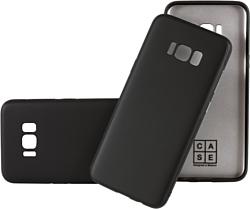 Case Deep Matte v.2 для Samsung Galaxy J4 (черный)
