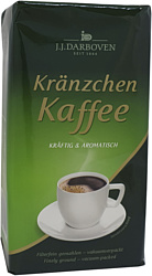 J.J.Darboven Kranzchen Kaffee молотый 500 г