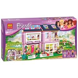 BELA Friends 10541 Дом Эммы