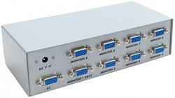 VGA splitter 8 порта