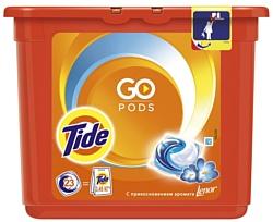 Tide Go Pods с прикосновением аромата Lenor (23х25.2 г)