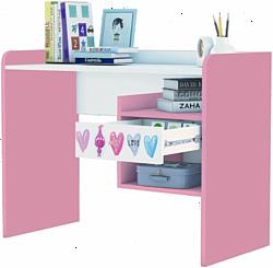 Polini Kids Fun 1000 (белый/розовый)