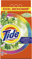 Tide Color с ароматом сибирских трав (6 кг)
