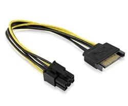 SATA - 6 pin