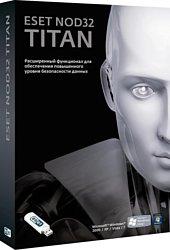 NOD32 Titan (3 ПК, 1 год)