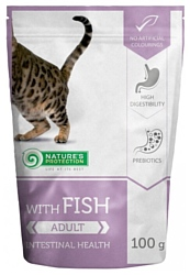 Nature's Protection (0.1 кг) 1 шт. Intestinal Health with Fish