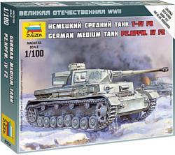 """Звезда Немецкий танк """"T-4 F2"""""""