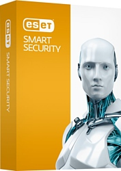 NOD32 Smart Security (3 ПК, 1 год)