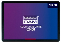 GoodRAM SSDPR-CX400-512