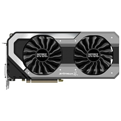 Palit GeForce GTX 1070 Ti 1607MHz PCI-E 3.0 8192MB 8000MHz 256 bit DVI HDMI HDCP JetStream