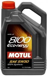 Motul 8100 Eco-nergy 5W30 5л