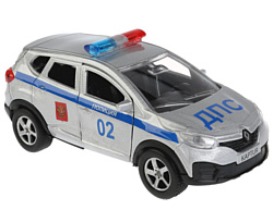 Технопарк Renault Kaptur Полиция SB-18-20-RK-P-WB