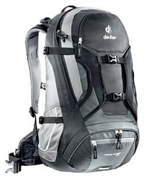 Deuter Trans Alpine 30 black/grey