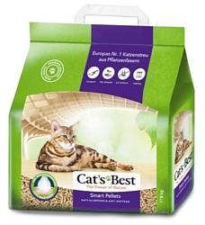 Cat's Best Smart Pellets 5кг/10л