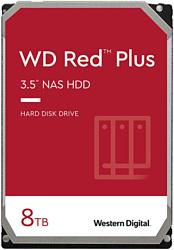 Western Digital Red Plus 8TB WD80EFBX