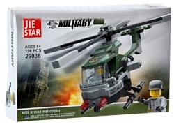 Jie Star Military 29038 Вертолет-разведчик