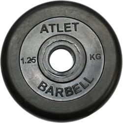 Атлет диск 1.25 кг