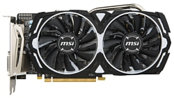 MSI Radeon RX 570 8192Mb Armor OC