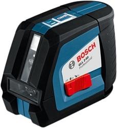Bosch GLL 2-50 (с держателем BM 1 и приемником LR 2) (0601063103)