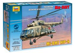 Звезда Российский десантно-штурмовой вертолет Ми-8МТ