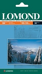 Lomond Матовая 10x15 180 г/кв.м. 50 листов (0102063)