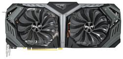 Palit GeForce RTX 2080 1515MHz PCI-E 3.0 8192MB 14000MHz 256 bit HDMI HDCP GameRock Premium