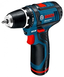 Bosch GSR 10,8-2-LI-2 (0615990G6L)